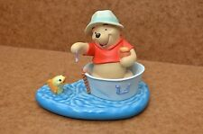 Rare Disney Pooh & Friends These Are The Best Kind Of Days Figurine