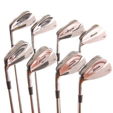 Mizuno MP-68 Iron Set 3-PW Dynamic Gold S300 Steel Stiff Flex LEFT HANDED