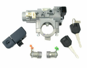 Ignition Barrel Door Lock & Keys For Mitsubishi Canter/Fuso 4P10 3.5T/7.5T 2010+