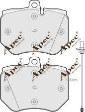PAD1833 GENUINE APEC FRONT BRAKE PADS FOR AUDI Q7