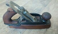 Antique Stanley Plane No 35 Transitional Wood & Metal Woodworking Tools