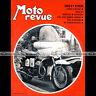 MOTO REVUE N°2014 MOTO GUZZI V7 SIDE HONDA CB 750 FOUR MV AGUSTA MONARK 125 1971