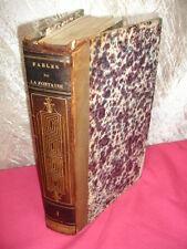 FÁBULAS DE LA FUENTE 255 grabados en el cobre