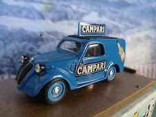 1/43 Brumm (Italy)  Fiat 500 commerciale #54