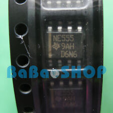 20pcs NE555 NE555D 555 Precision Timers SMD TI SOIC-8 Brand New