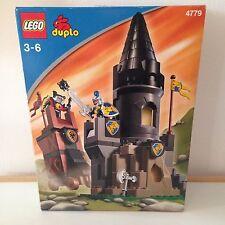 LEGO Duplo Ritterburg - Verteidigungsturm - Defense Castle - Set 4779 kompl. OVP