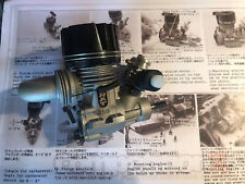VERY RARE VINTAGE RC CAR 1/8 MUGEN  Sport  BRAT 350 engine DHL EXPRESS