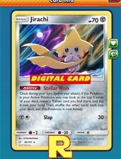 Jirachi (99/181) - for Pokemon TCG Online (DIGITAL ptcgo in Game Card)