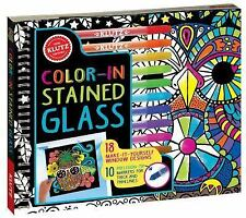 Color in Stained Glass by Barbara Kane and Scholastic Inc. Staff (2016,...