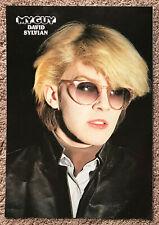 DAVID SYLVIAN - 1983 full page UK magazine annual poster JAPAN
