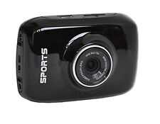Action Waterproof Camera HD 720P For Sport Car Helmet DV Bike Cam FREE BAG Black