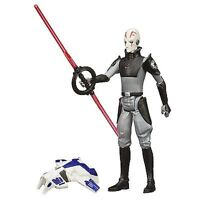 """Star Wars Rebels the Inquisitor Space Mission 3.75"""" Action figure New / sealed"""