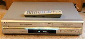 JVC DR-MV5S VCR/DVD Recorder... Copy from VHS to DVD!