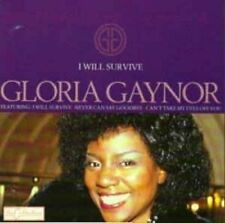 Gloria Gaynor I will survive-The collection (1992) [CD]