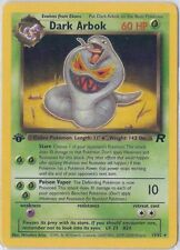 First Edition Pokémon Individual Cards for sale   eBay
