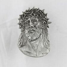 Biker Gesù Cristo Crown of Thorns corona è di spine pin spilla spilla NUOVO