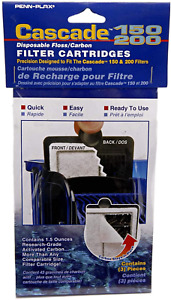 Cascade Hang-on Power Filter  Cartridges Pack of 1 NEW