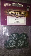 Warmachine Magnus (Epic) - GF9 50534 New