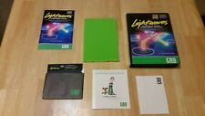 Commodore 64 Light Waves CBS Software in box