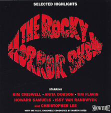 The Rocky Horror Picture Show-CD-Selected highlights
