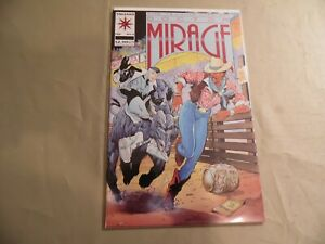 Doctor Mirage #4 (Valiant 1994) Free Domestic Shipping