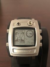 Fossil Wrist Net Dick Tracy MSN Direct Smart Watch MINT FX-3002. Paparazzi