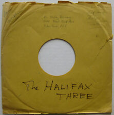 HALIFAX THREE s/t 1963 US Promo ACETATE LP Denny Doherty FOLK Mamas & The Papas