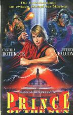 Prince of the Sun - Cynthia Rothrock - Hardbox -