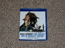 The Private Life of Sherlock Holmes Blu-ray Brand New Kino Lorber Billy Wilder