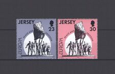 JERSEY, EUROPA CEPT 1995, PEACE & FREEDOM, MNH
