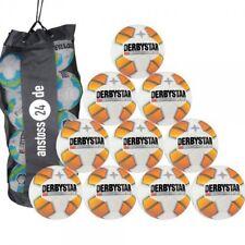10 x Derbystar Training Ball - Stratos pro Tt Incl. Ballsack