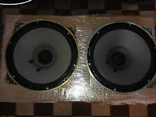 PAIR LOMO KINAP 4A32 4A32B USSR Soviet VINTAGE Full FREQUENCY Speakers