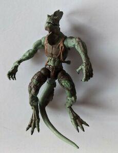 "Marvel legends toybiz spiderman classics Ultimate Lizard 6"" figure"
