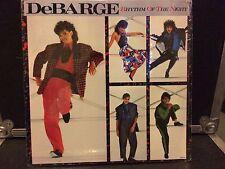 DeBarge LP Rhythm Of The Night VG++