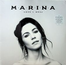 MARINA Love + and Fear 2-LP (NEW SEALED 2019 COLOURED VINYL) & The Diamonds Solo
