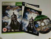 Xbox 360 Batman Arkham Asylum (Microsoft Xbox 360, 2009)