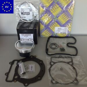 Top End Kit HUSQVARNA 06 - 09 TC510 08 - 10 TE SMR 510 PISTON KIT AND GASKETS