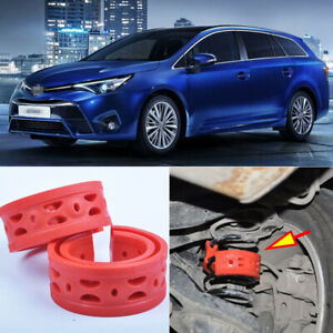 Rear Shock Absorber Suspension Cushion Buffer Spring Bumper For Toyota Avensis
