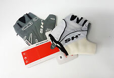 SH+ Half Finger Cycling Glove U Butterfly White Size M