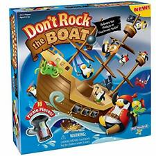 PlayMonster Don't Rock The Boat Skill & Action Balancing Board Game
