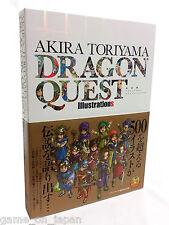 Dragon Quest Illustrations Akira Toriyama DQ dragonquest 30th Anniversary  NEW
