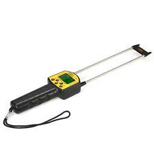 Lcd Digital Grain Moisture Meter Tester Measuring Probe For Corn Wheat Rice I2g0