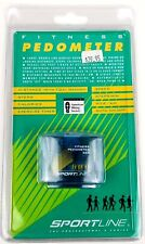 Fitness Pedometer 360 Sportline  New Old Stock Factory Sealed Hiking Jogging