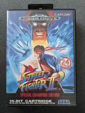 Street Fighter 2 Special Champion Edition Sega Mega Drive