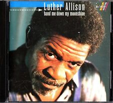 Luther Allison -Hand Me Down My Moonshine CD -1992 (Acoustic Guitar Blues)