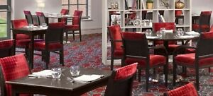 Restaurant chairs pub club hotel bistro cafe commercial 44 AVAILABLE - £30 EACH
