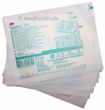 3M Tegaderm Transparent Film Dressing Frame 1626W - Pack of 10