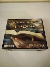 Endtime University Understanding The Bible: Genesis To Revelation 18 DVD Box Set
