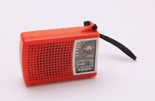 Sanyo RP1270 Orange Transistor Radio