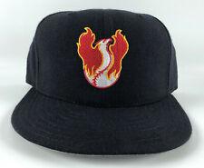 Phoenix Firebirds Vintage Snapback Baseball Hat New Era Pro Model Wool 7 1/8
